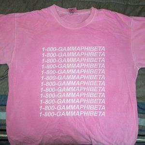 Gphi T-shirt